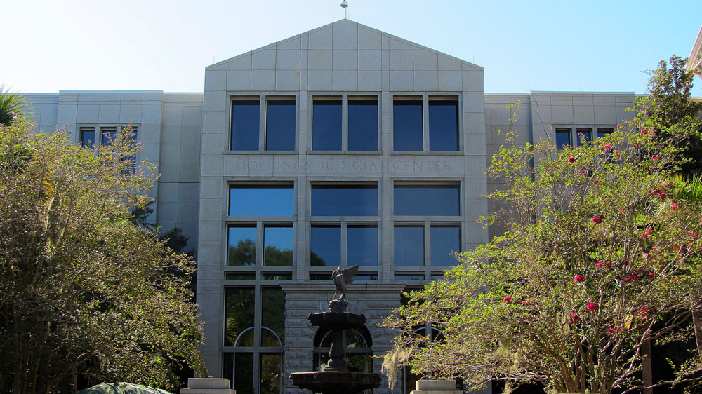 Hollings Judicial Center<br />Charleston, SC