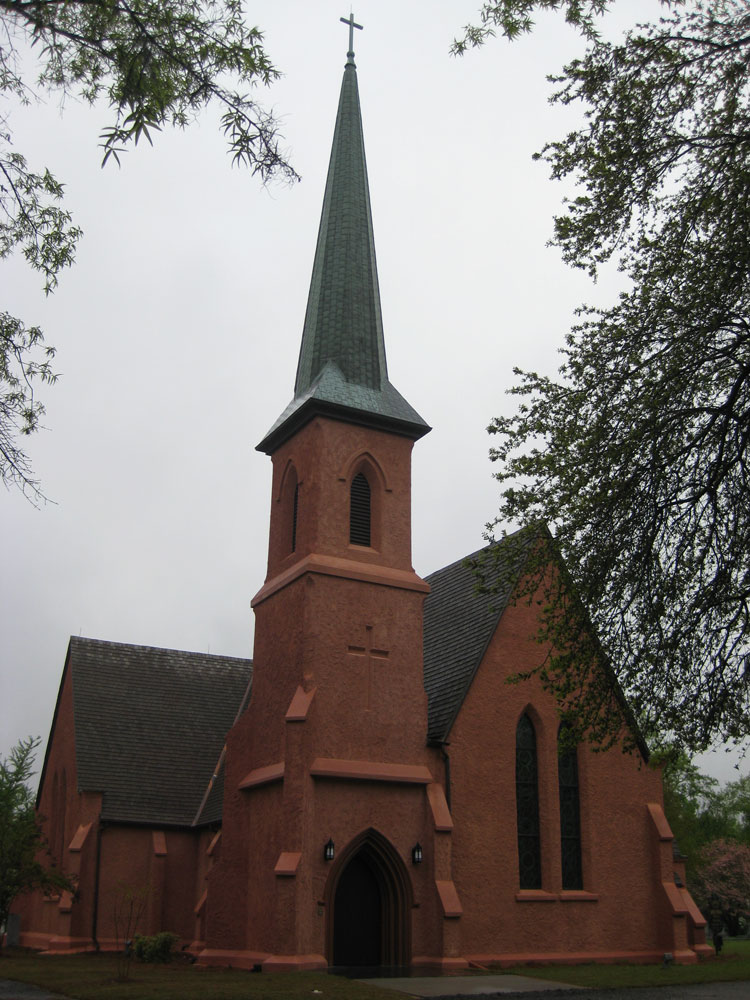 Church Of The Holy Cross<br />Stateburg, SC