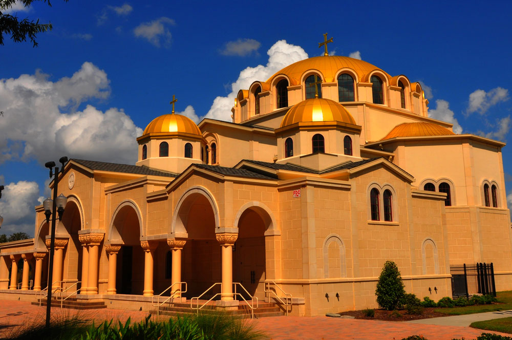 Holy Trinity Greek Orthodox Church<br />Columbia, SC