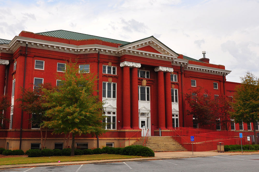 Newberry County Courthouse Renovation<br />Newberry, SC