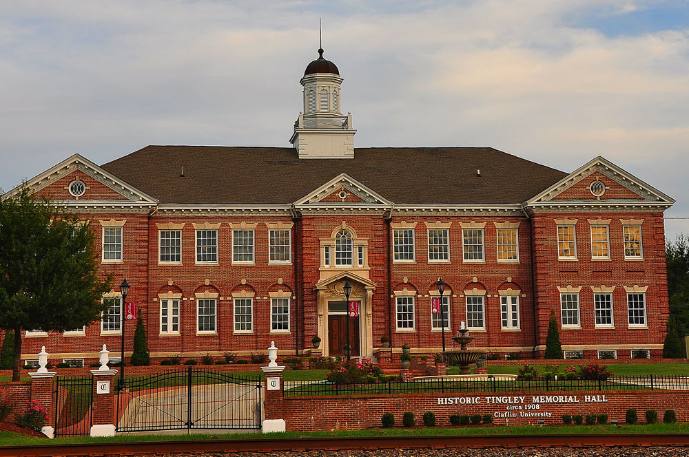 Claflin University – Tingley Hall Renovation<br />Orangeburg, SC