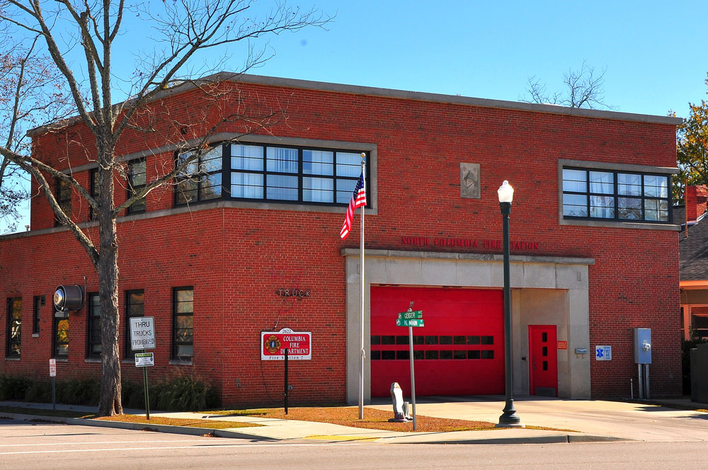 North Columbia #7 Fire Station Renovation<br />Columbia, SC