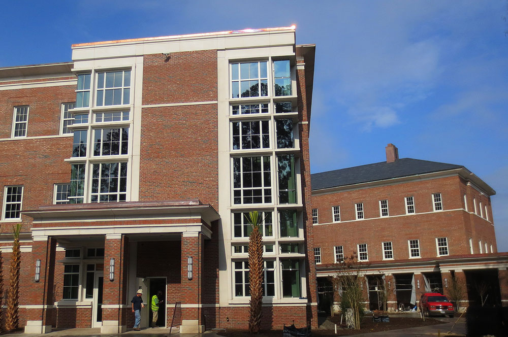 Coastal Carolina University - New Classroom Building<br />Conway, SC