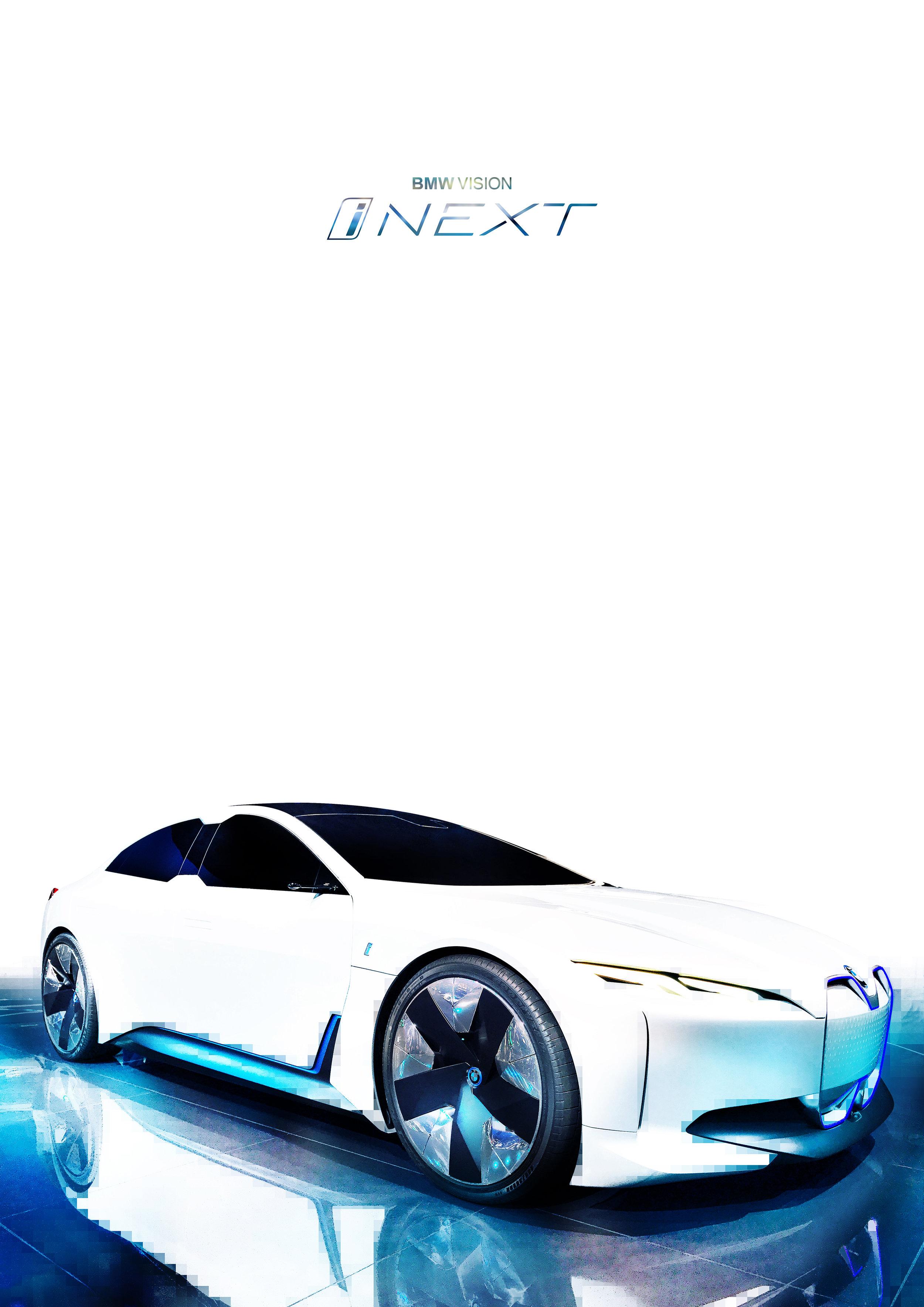 BMW Art Series: iNEXT