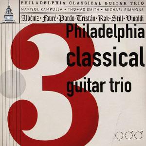 Philadelphia Classical Guitar Trio
