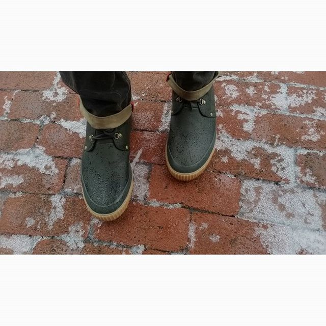 Concrete Jungle | @pf_flyers HI PRESS  #inthecode  #unfollowthecrowd  #pfflyers  #BostonSnow