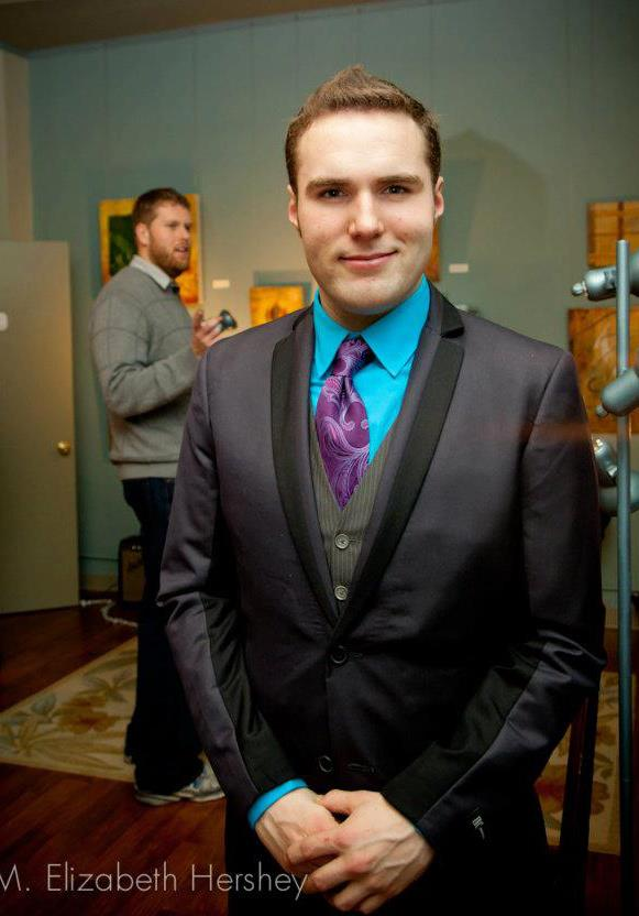 President & CEO, Jeremy Gotwals, at the launch event in Feb. 2012.