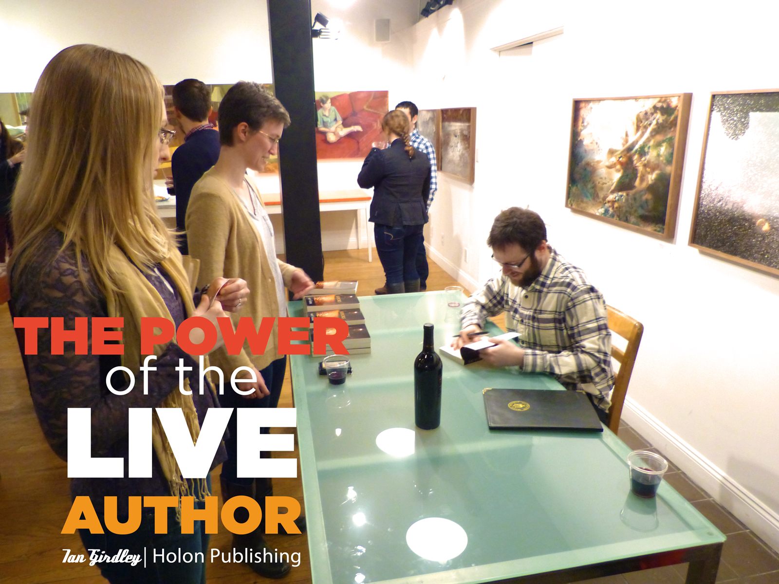 By Ian Girdley | Photo by Jeremy Gotwals |  Saviors , a Novel by Matt Seidel, Launch party