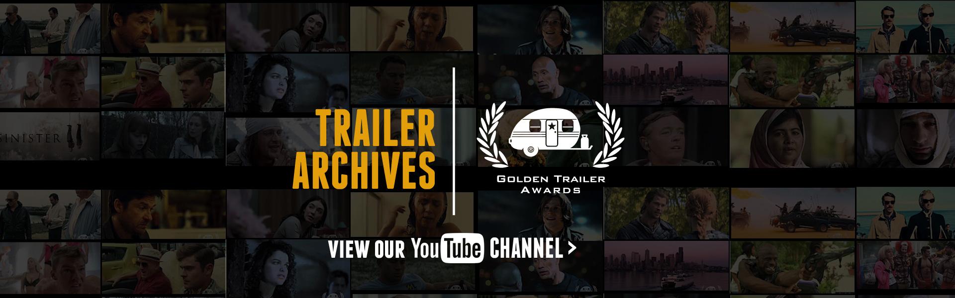 The Golden Trailer Awards