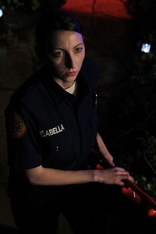Annabell Osorio as Paramedic