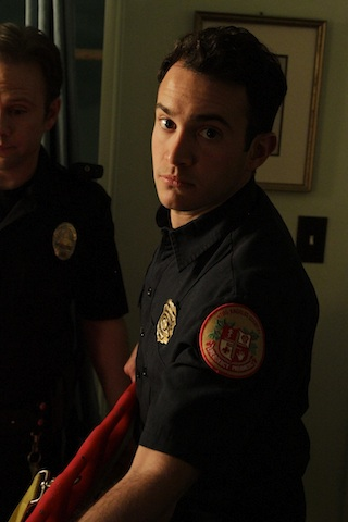 Tom Colarusso as Paramedic