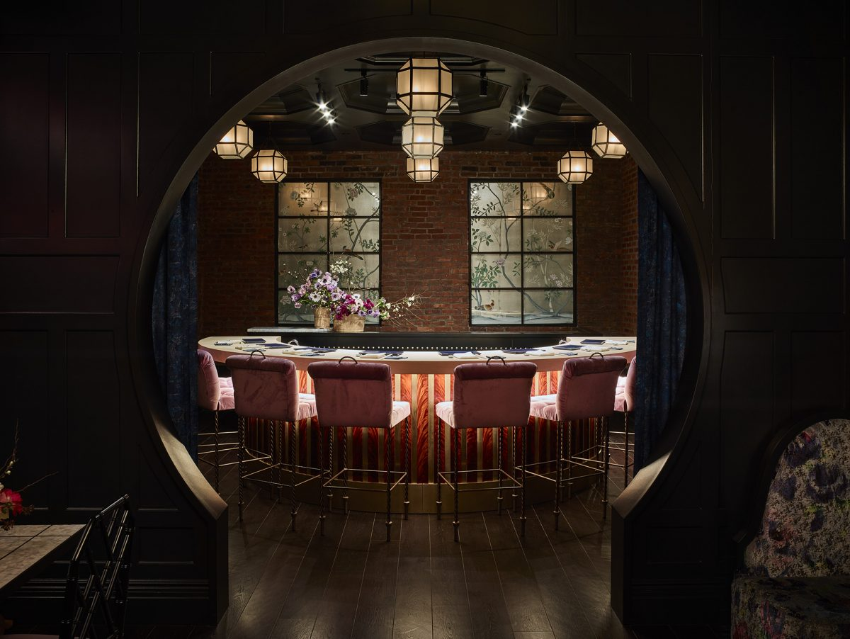 5. Noda - Eight-seat sushi bar devoted to high-end omakase dinners, with a separate lounge area.