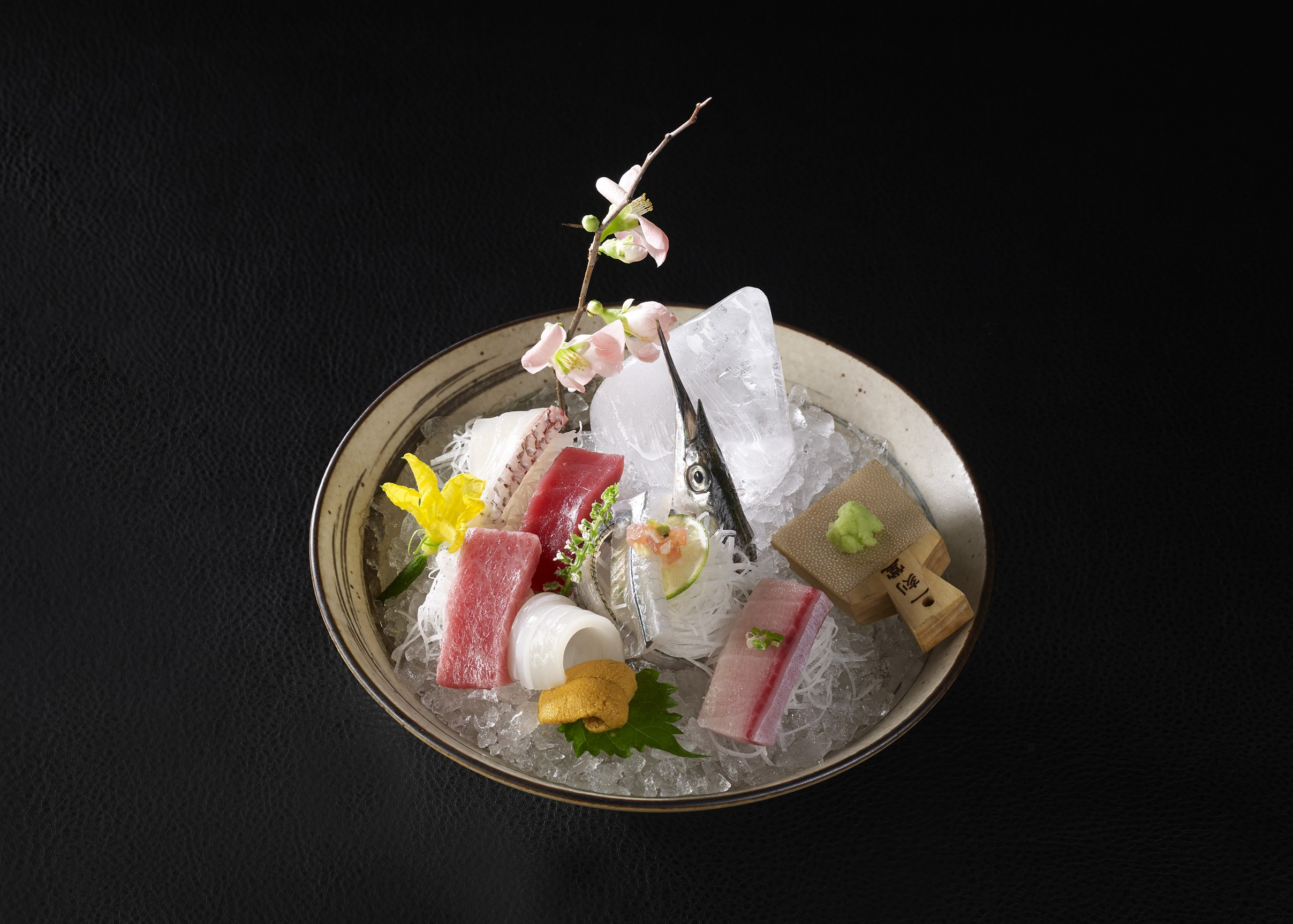 8. BONDST - High-end sushi & Japanese dishes in a chic, trendy atmosphere with a well-heeled crowd.