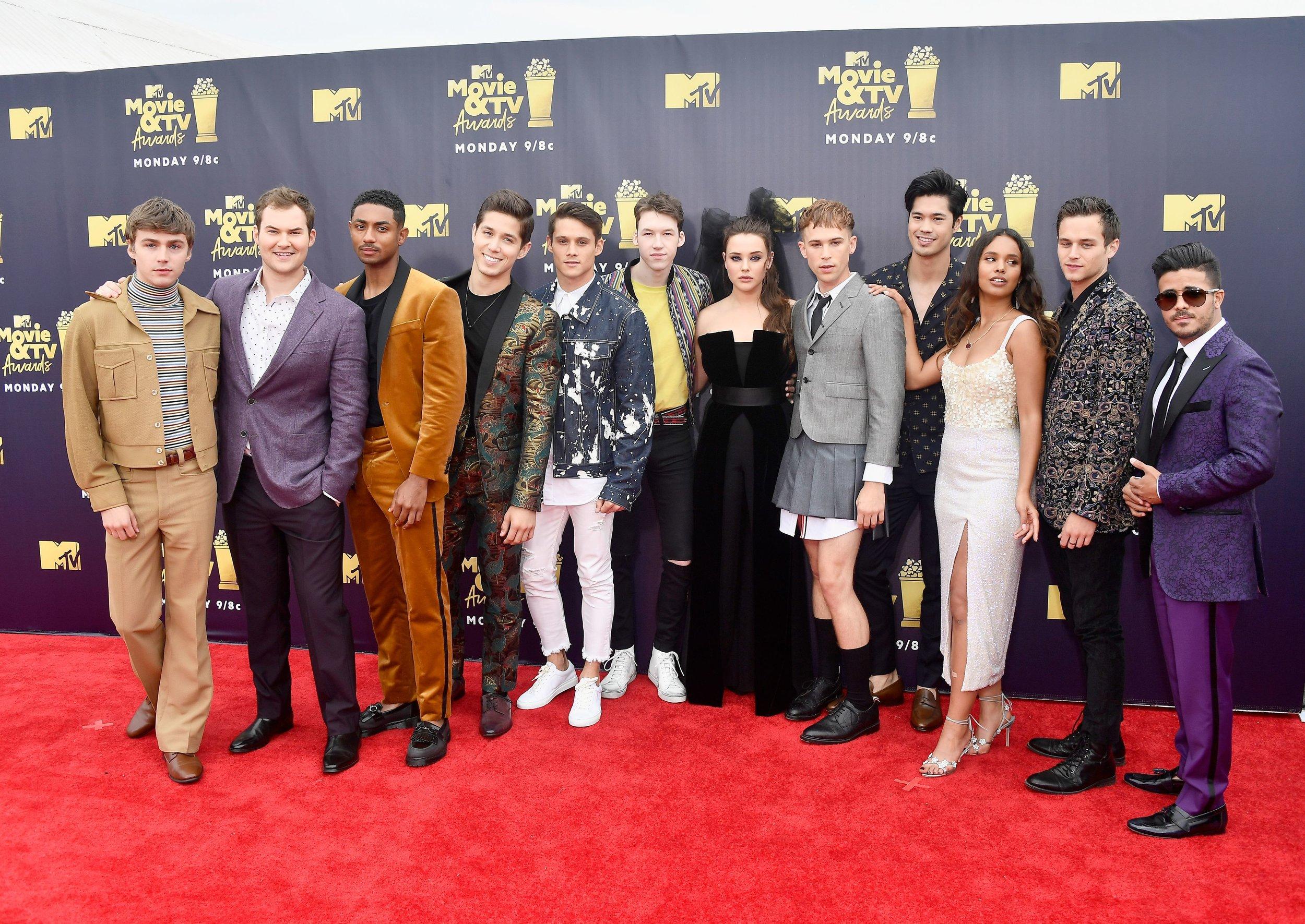 MTV Movie Awards - June 17th