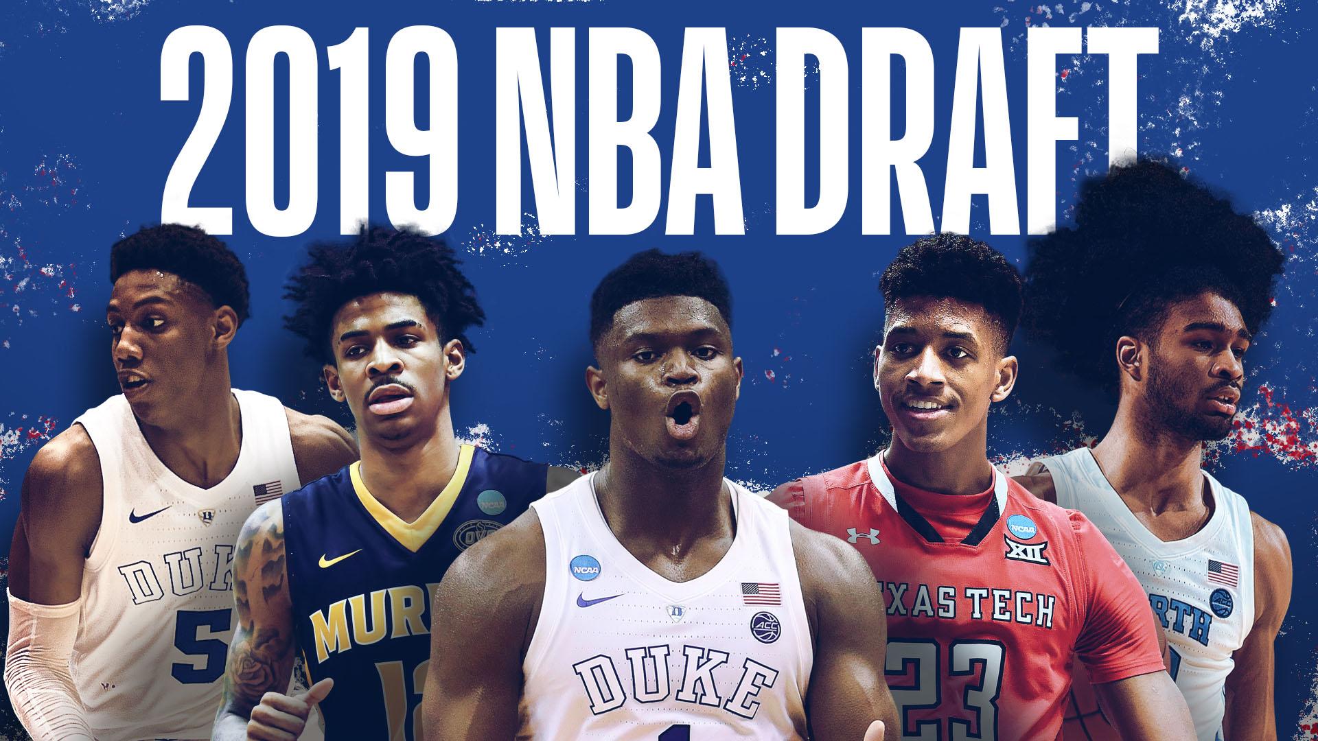 NBA Draft - June 20th