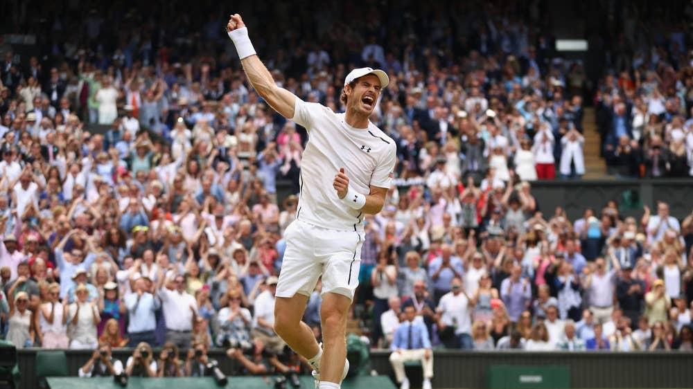 Wimbledon UK - July 1st - 14th