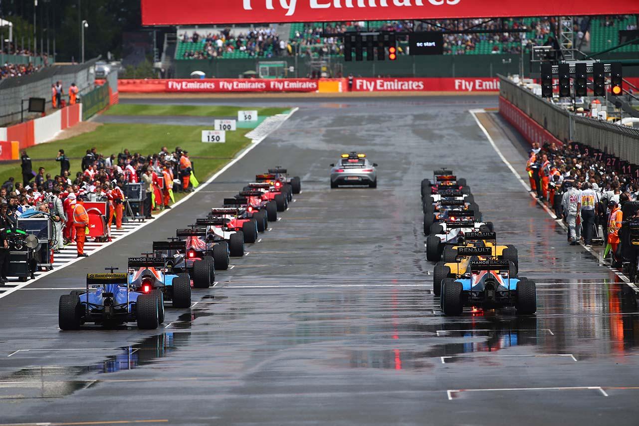 F1 British Grand Prix - July 14th
