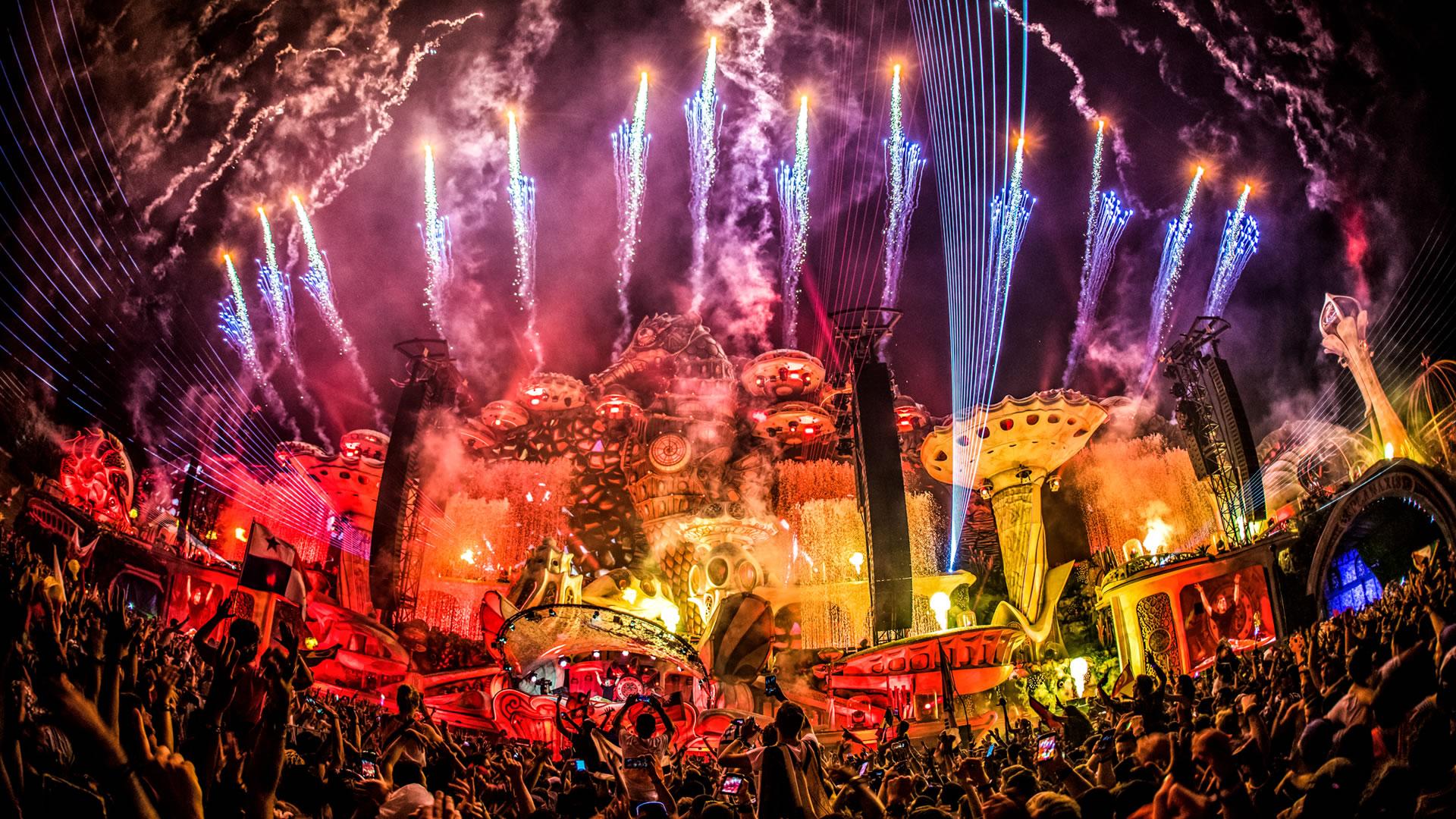 Tomorrowland - July 19th - 28th
