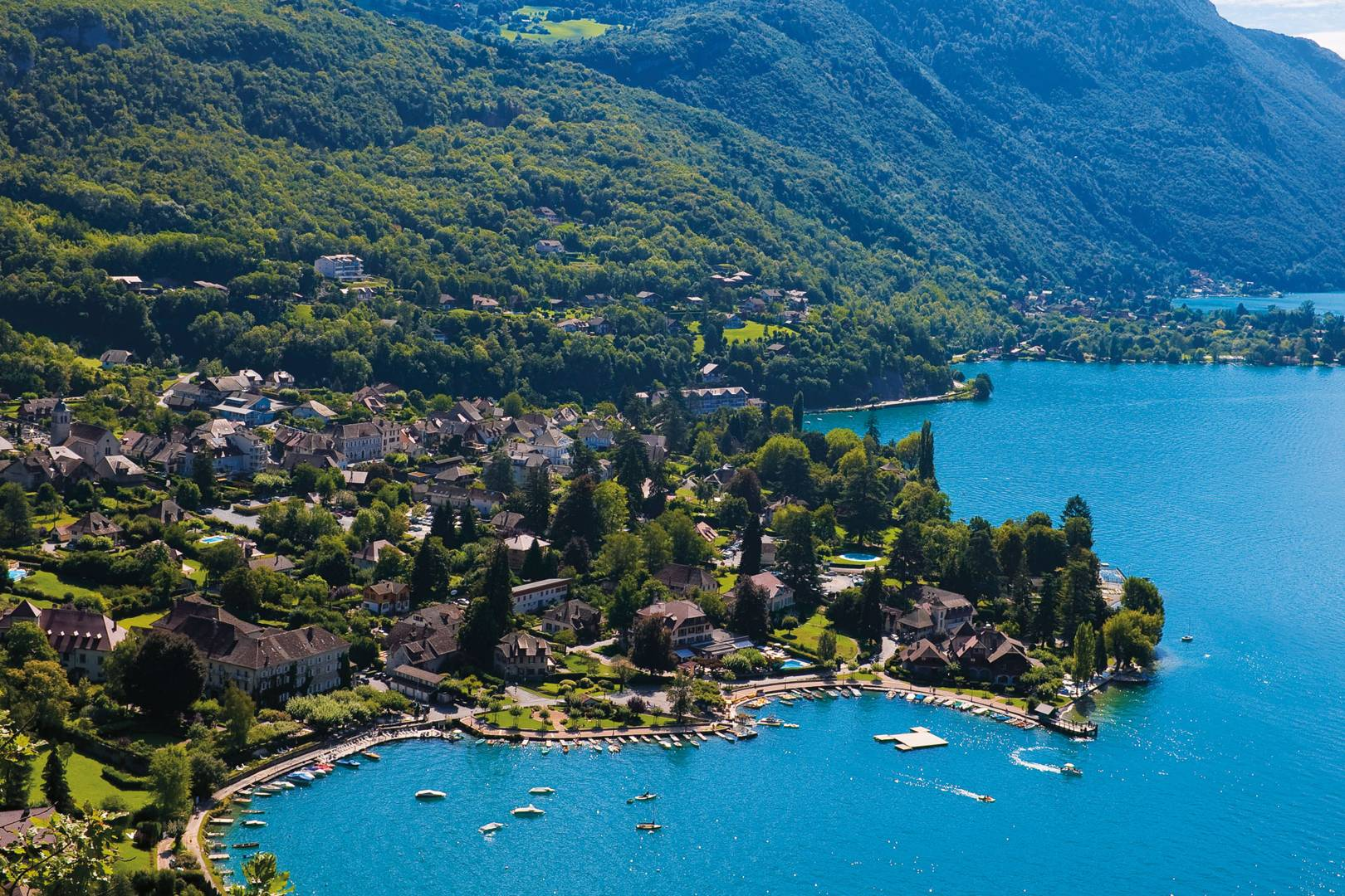 - The French Lakes