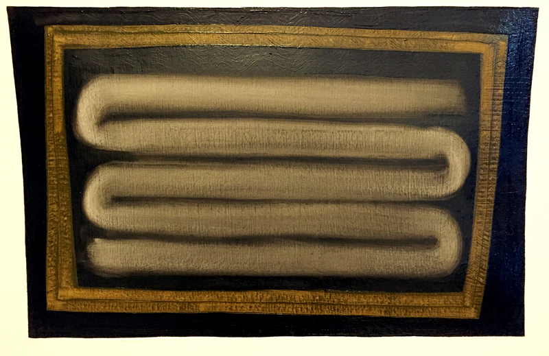 oil on archival rag paper (polymer base)