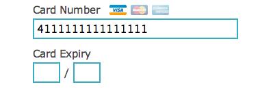 Credit card utopia.