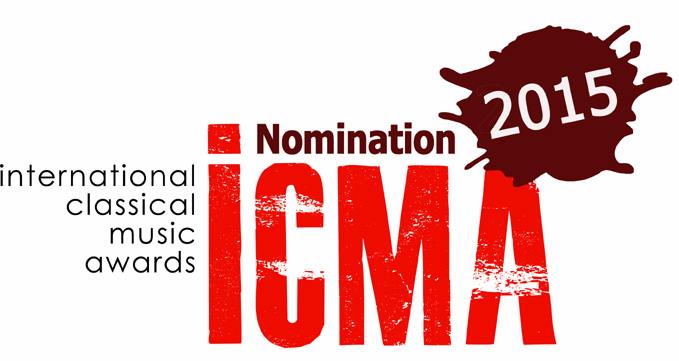Nominated for the ICMA AWARDS 2015 in the category baroque vocal.