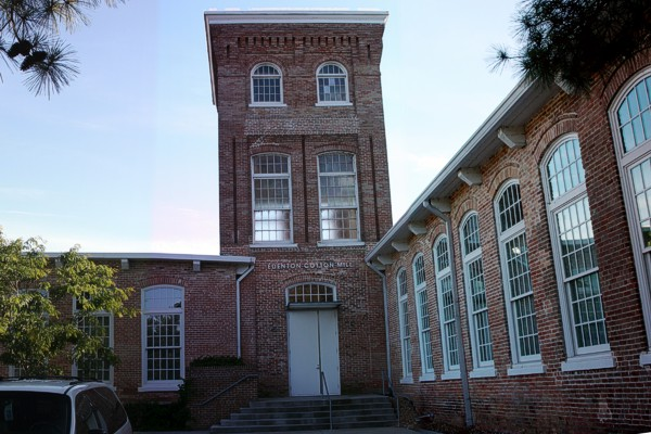 Edenton Cotton Mill - Edenton, North Carolina    51  Residential lofts
