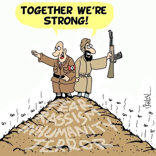 Todeskult Daesh Faschismus