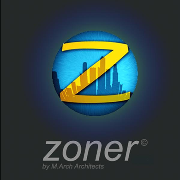 Zoner, copyright M.Arch Architects