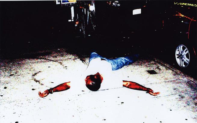 Dead Man, 435 Park Avenue, New York City, NY, USA (2005)