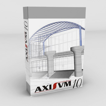 AxisVM 10   Price: from 450€