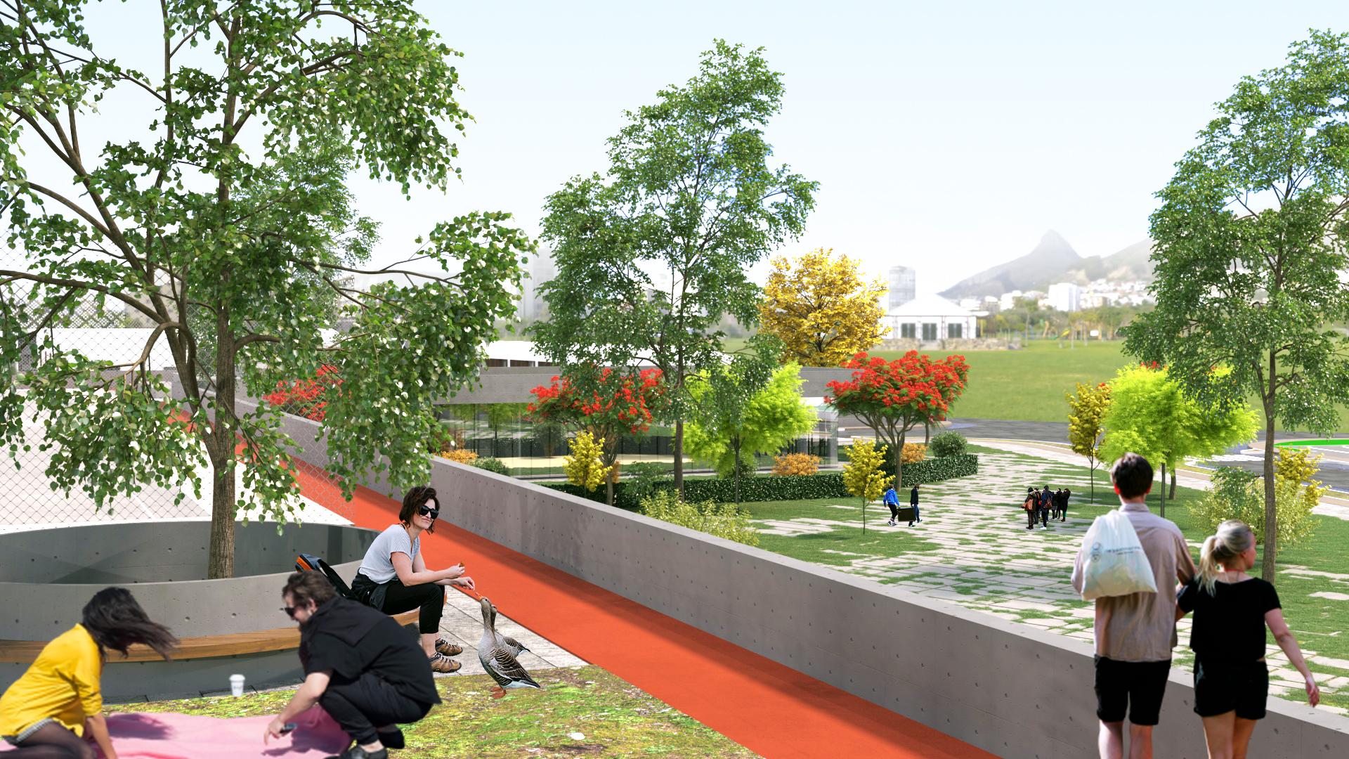 Shfrytëzimi i kulmit të hapësirave të përbashkëta për rekreacion dhe sport.