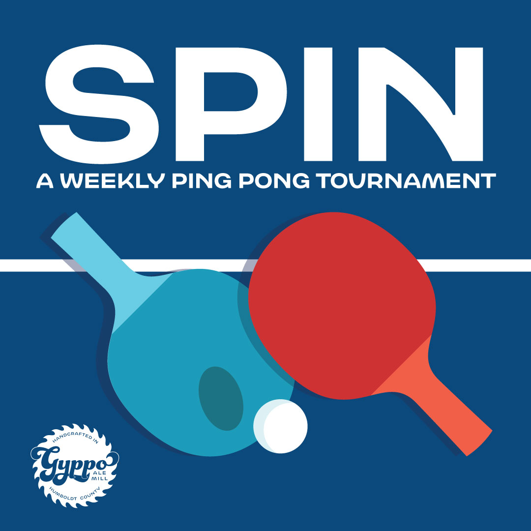 SPIN - A Weekly Recreational Ping Pong Tournament