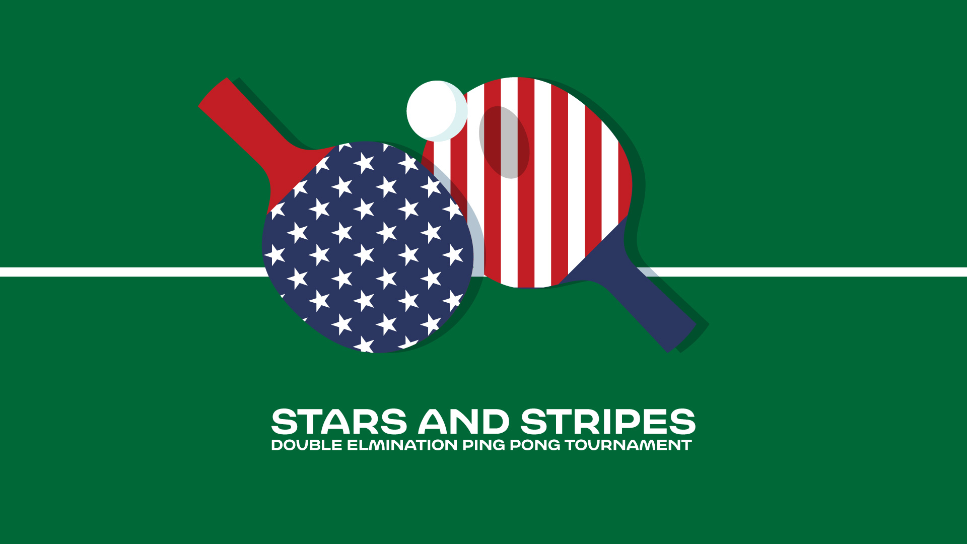 Stars & Stripes Ping Pong Tournamet — California's Most