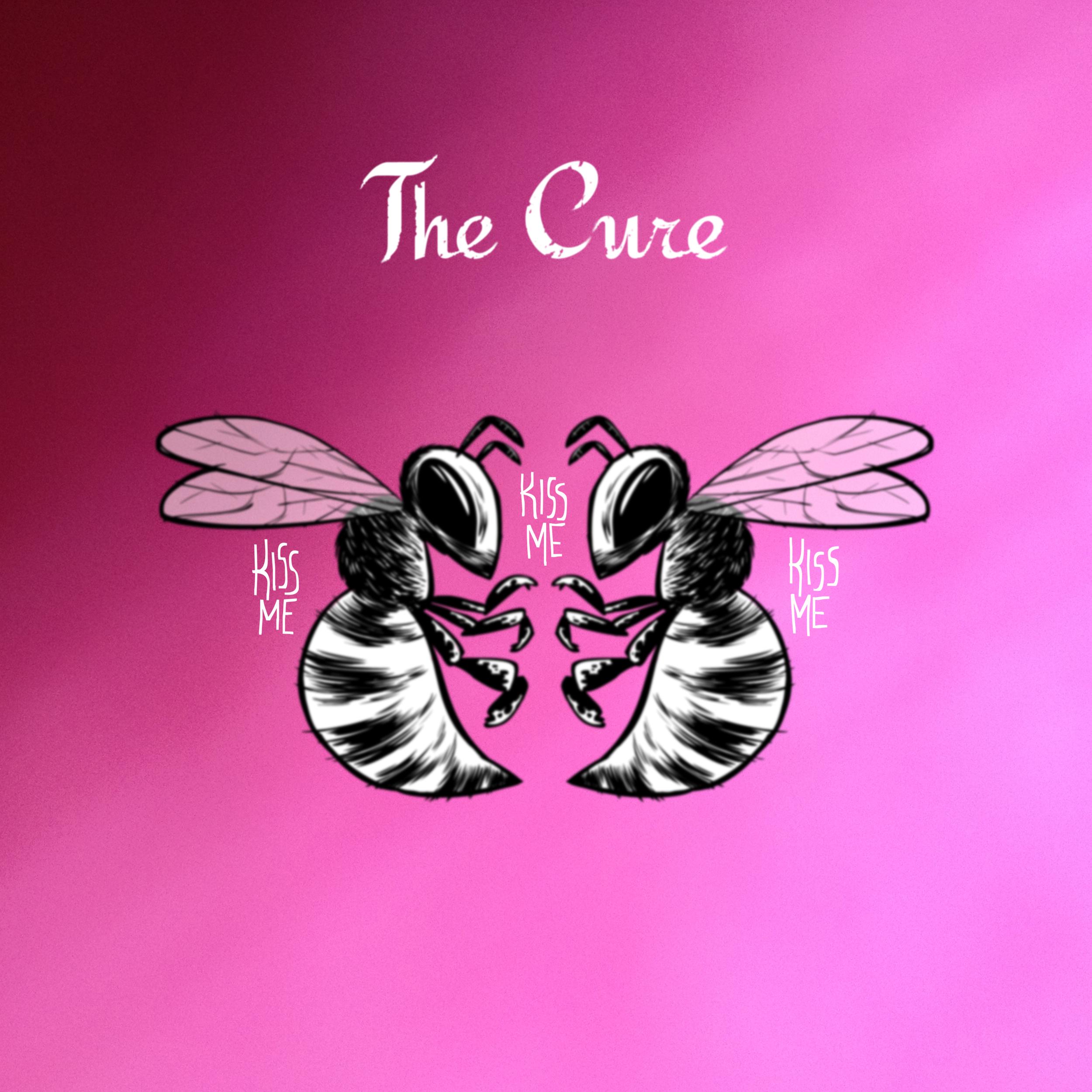 "The Cure ""Kiss Me, Kiss Me, Kiss Me"""