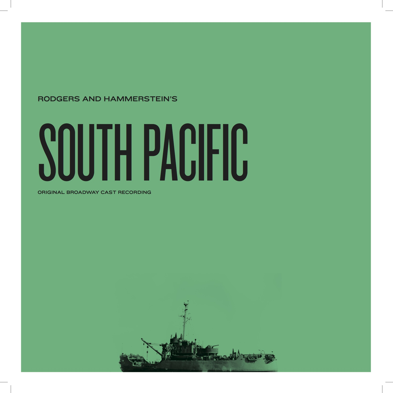 """Rogers and Hammerstein """"South Pacific"""""""
