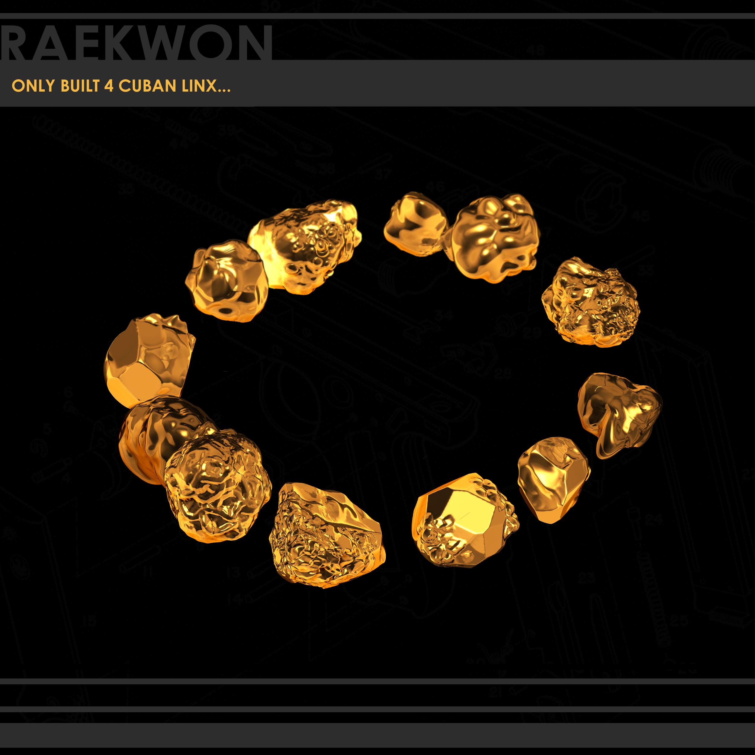 "Raekwon ""Only Built for Cuban Linx"""