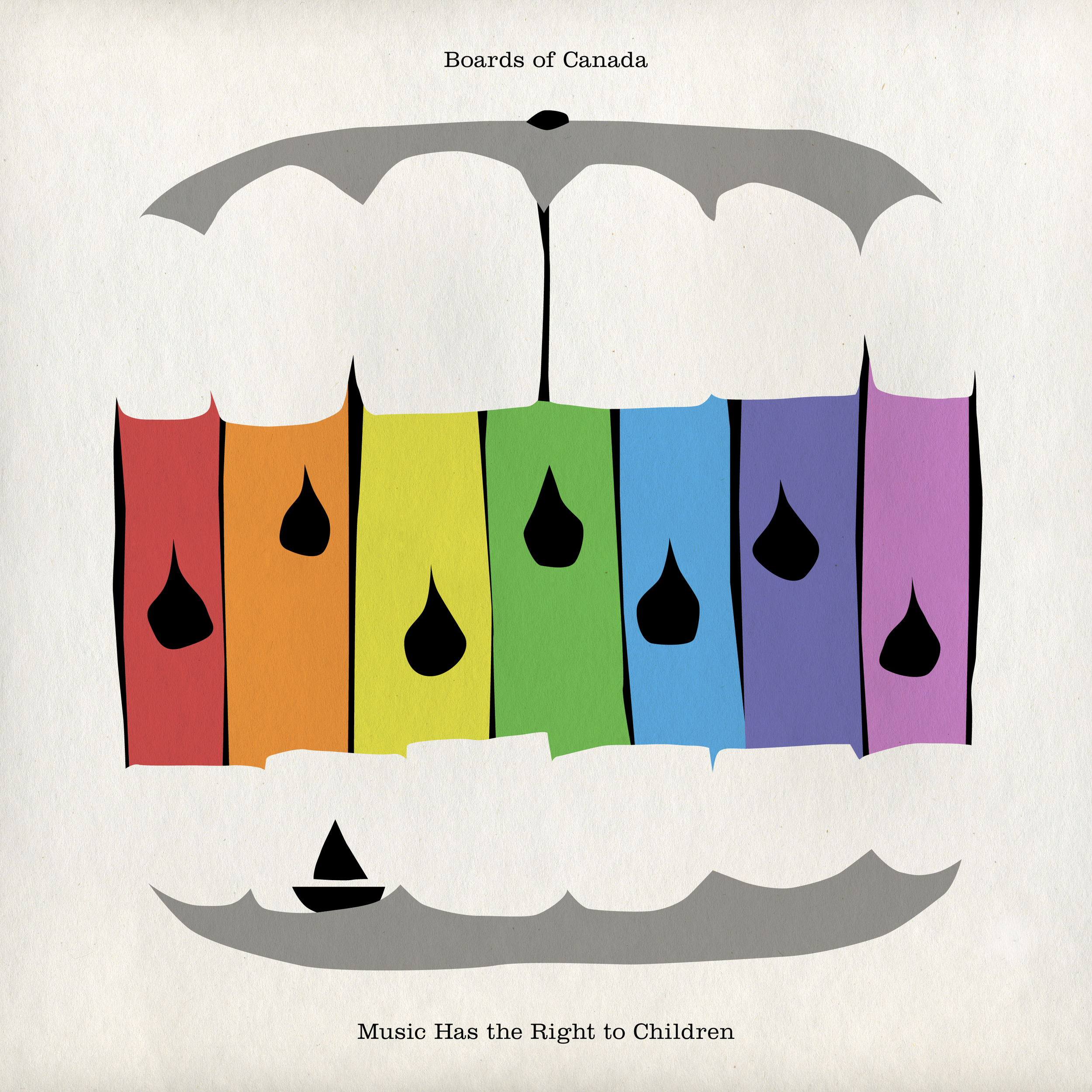 """Boards of Canada """"Music has the Right to Children"""""""