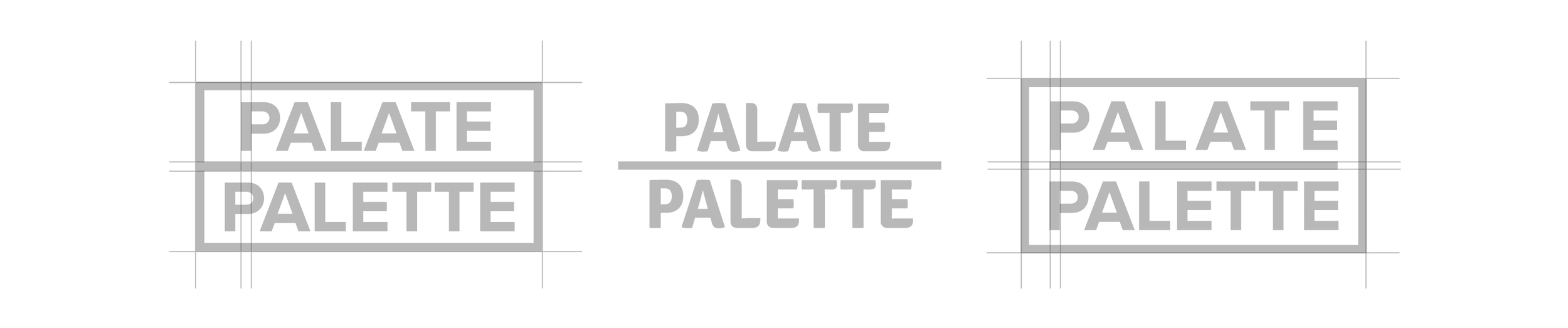 Concept: PALATE on PALETTE