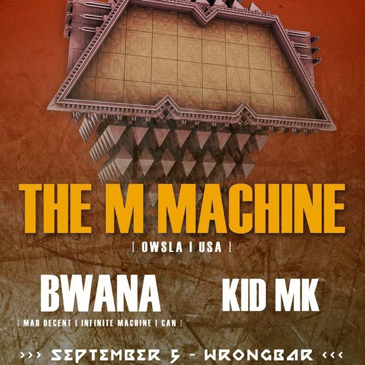 The M Machine in Toronto