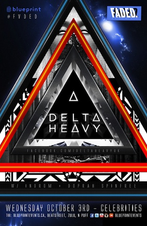 Delta Heavy Vancouver