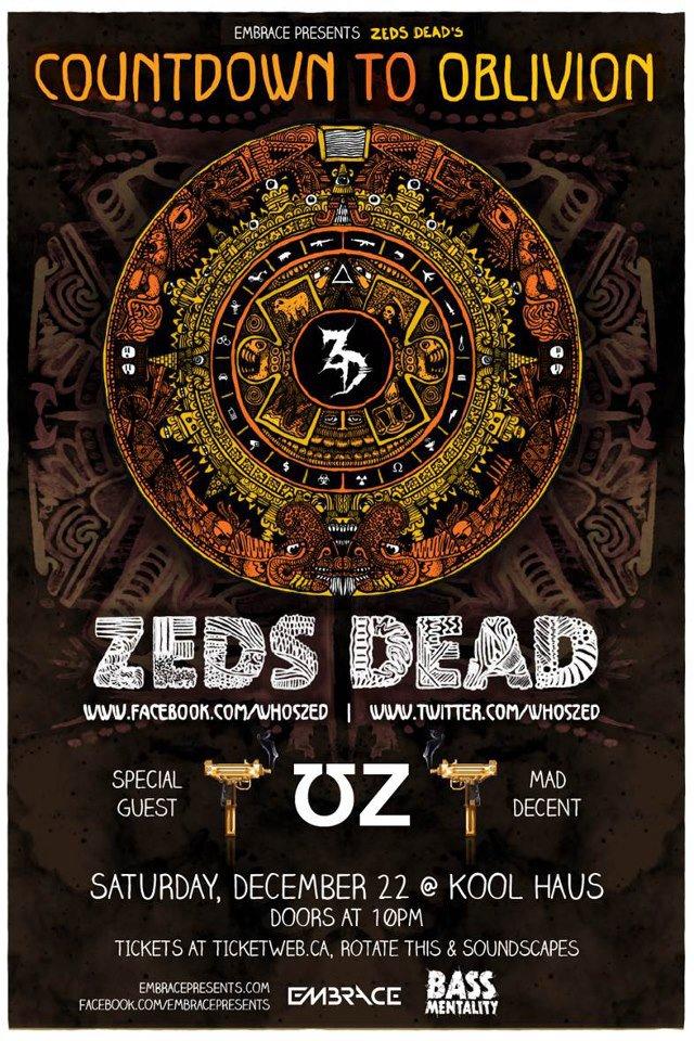 Zeds Dead UZ Koolhaus