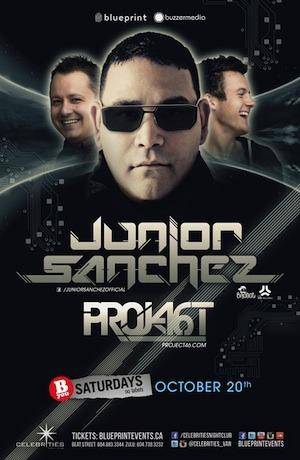 Junior Sanchez  Project 46 Vancouver