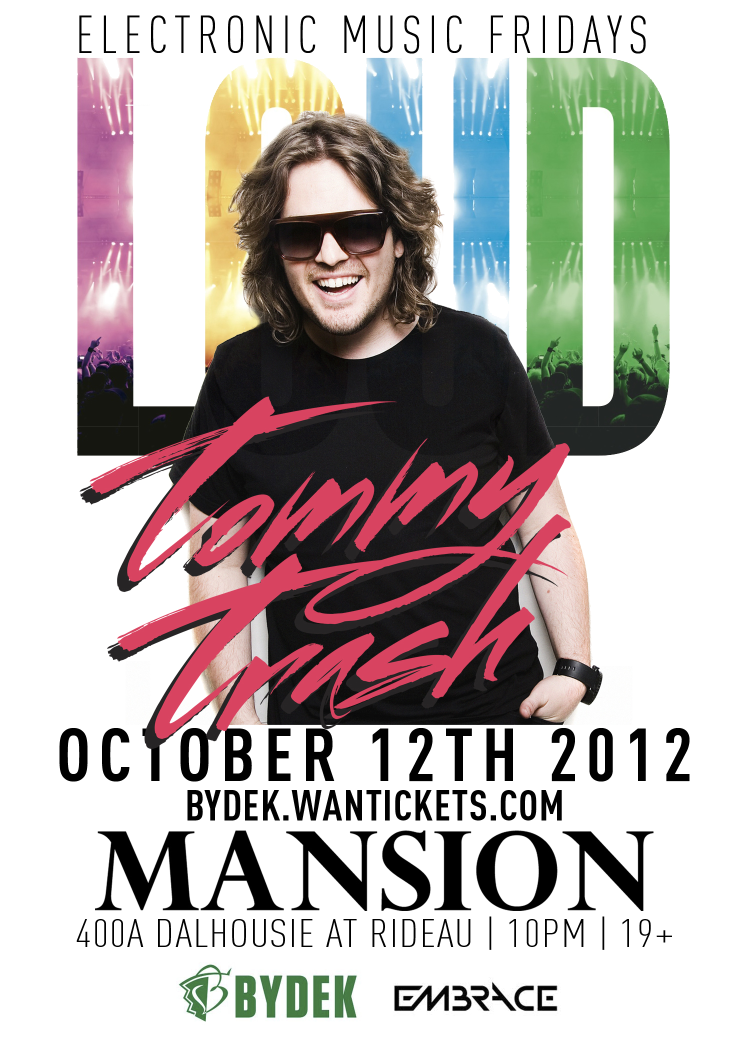 Tommy Trash Mansion Ottawa
