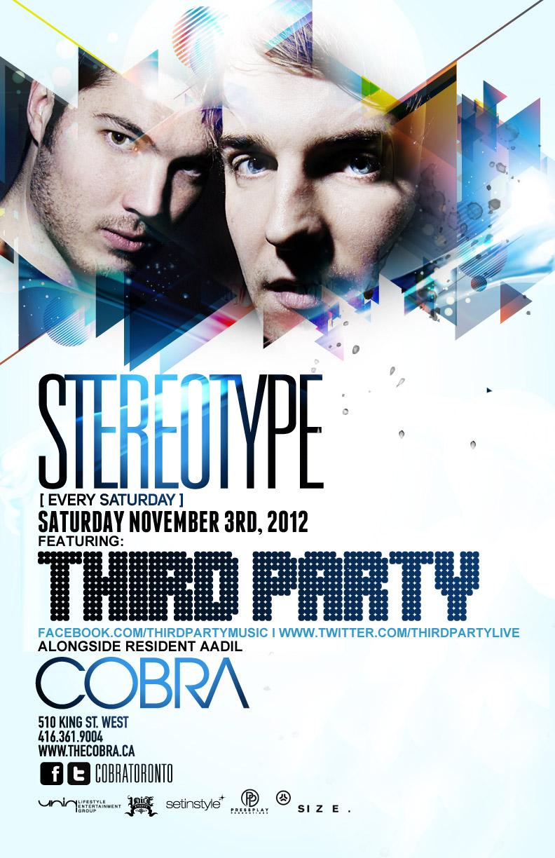 Third Party Cobra Toronto