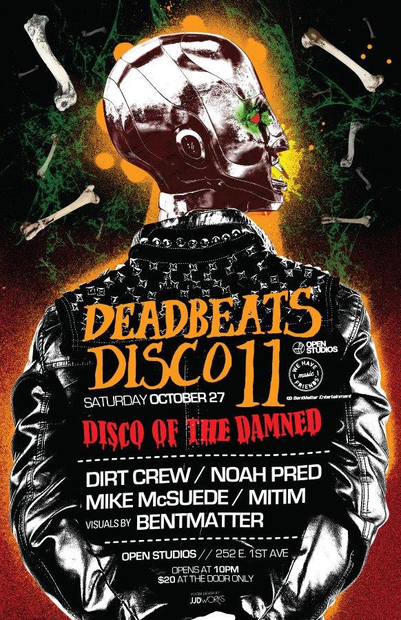 deabeats 11 open studios vancouver
