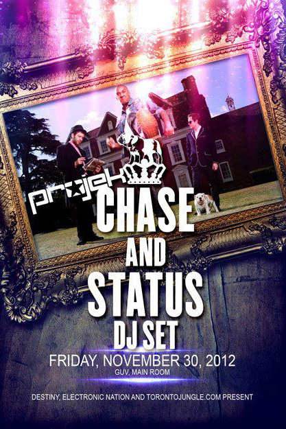 Chase and Status Guvernment Toronto
