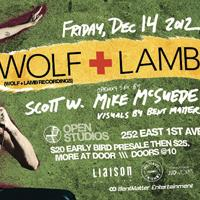 Wolf + Lamb, Scott W, Mike McSUEDE open studios vancouver