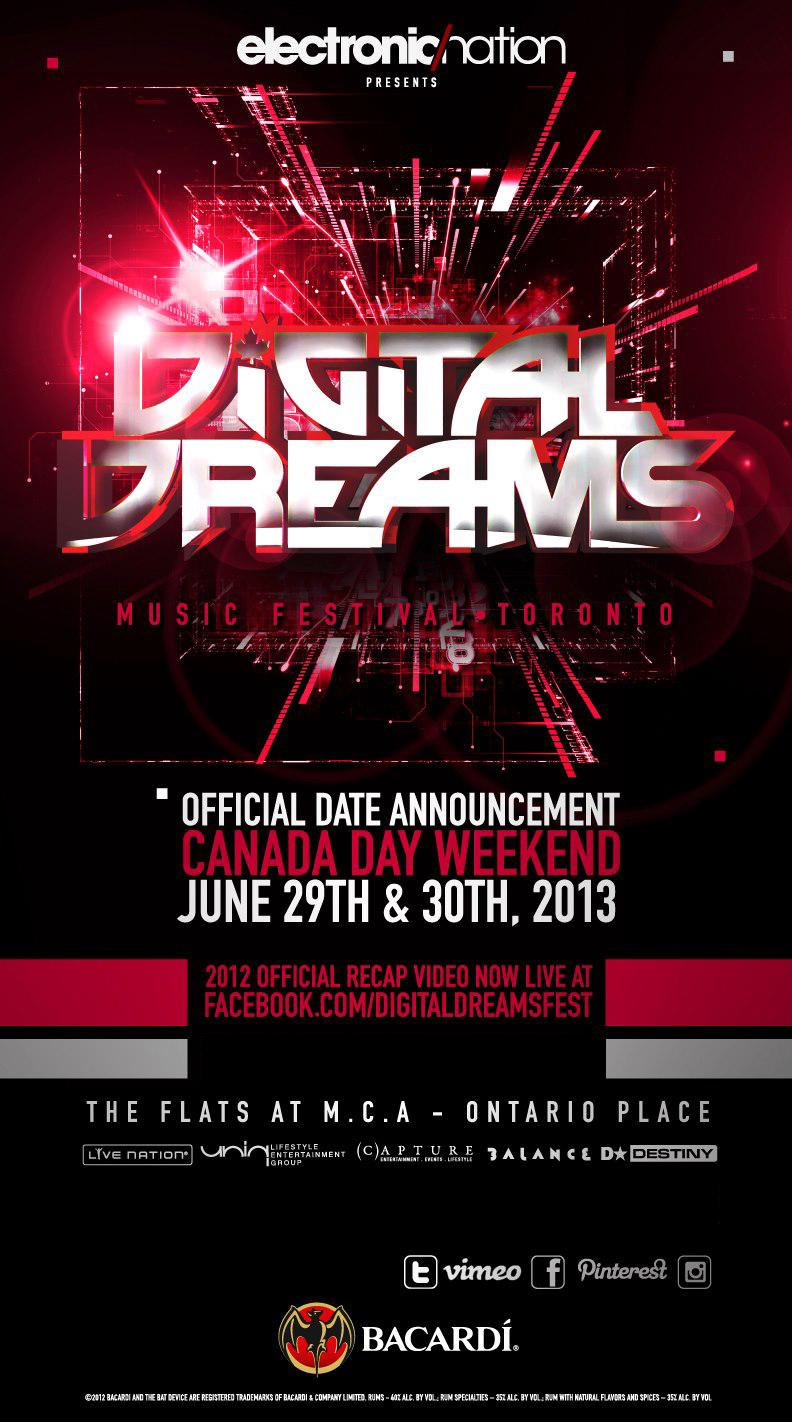digital dreams toronto