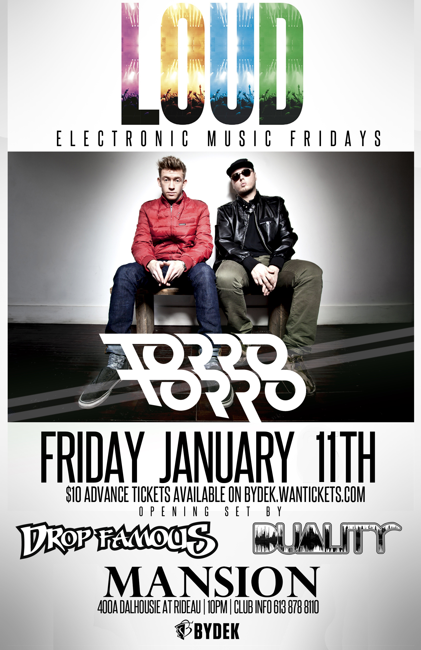 Torro Torro Mansion Ottawa